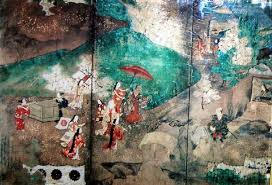「1598年 秀吉醍醐の花見」の画像検索結果