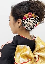 成人式振袖卒業式袴着物髪型人気髪飾りおしゃれ髪飾り レトロ髪飾り