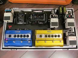 best guitar pedalboard wiring example