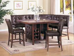 dining room booth set popular best 25 corner table ideas on breakfast with 0