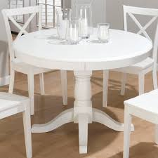 white pedestal dining table with leaf with design hd pictures 7997 within white round dining table