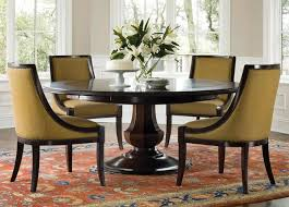 sienna round dining table goes from 56 diameter seating 4 6 to 72 in breakfast set prepare 11