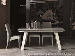 marte modern extending gl or ceramic top dining table with metal legs by target point