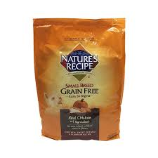 nature s recipe grain free en sweet potato pumpkin small breed dog food
