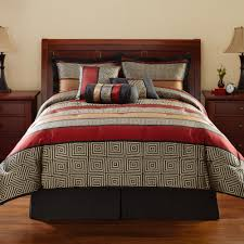 cool bedding sets mainstays  piece victoria jacquard bedding