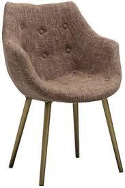 finn brown tweed chair art van furniture mid century style art van tweed