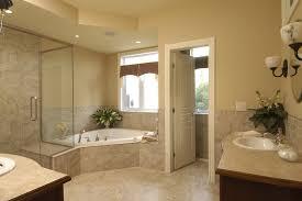 extraordinary corner tub shower modern bathtub install surround curtain rod combo idea canada dimension menard enclosure