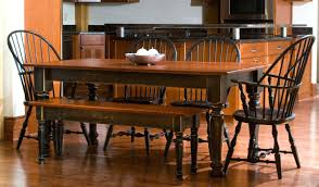 dark wood dining room set table chairs black tables formal sets