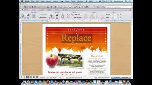 Newsletter Format Examples 001 Maxresdefault Template Ideas Newsletter Format Microsoft
