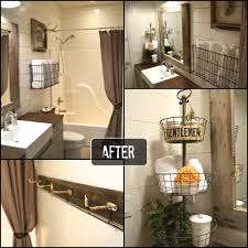 Masculine Bathroom Decor 17 Best Images About 1 2 Bathroom On Pinterest Cabinets Pewter