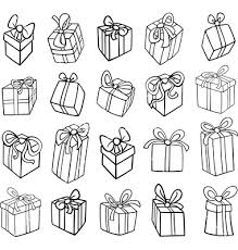 Small Picture valentine gifts coloring page santa wouldnt be complete without