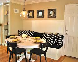 dining room banquette furniture. Full Size Of Furniture Set Interesting Banquette Dining White Wooden Seating Foam Room