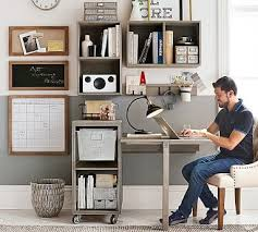 office wall organization ideas. Mission Modular System Collection, Stackable Basket Office Wall Organization Ideas