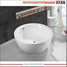 china big size round bathtub tcb046d china round bathtub freestanding bathtub
