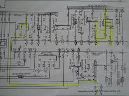 6g celicas forums > green bullet st205 re born in this picture you can see that i have highlighted the circuits that need manipulation to work the 3rd gen ecm this diagram belongs to a st215