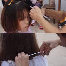 福井 美容室 Y ショートボブ前髪などの福井で人気のヘアスタイル