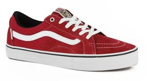 vans shoes red and white. mens vans av native american low skate shoes - red/white v50135 red and white e