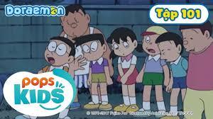 Tuyển Tập Hoạt Hình Doraemon Tiếng Việt Tập 101 - Chiến Tranh Đồ Cổ, Chuông  Mộng Du - Mission Ready At 6