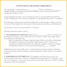 retainer consulting agreement standard consulting agreement template freelance consultant