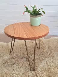 Coffee Table : Fabulous Folding Hairpin Legs Side Table Legs Mid ...