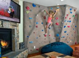 Small Picture Domestic Daredevils 12 Insanely Cool Home Climbing Walls DIY