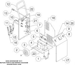 6006b associated battery charger parts list schumacher battery charger schematic at Schumacher Battery Charger Parts Diagram