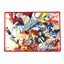 lol size mouse pad gaming mouse mat one piece rakoon style 240 320 4mm size