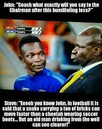 Find the newest kaiser chiefs meme. Top 5 Funniest Steve Kompela Meme Quotes Diski 365