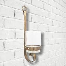 candle holder wall sconce antique