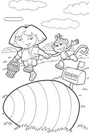Easter Coloring Sheets In Spanish Coloring Page