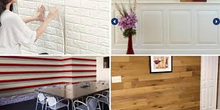 11 types of interior wall panelling for