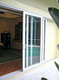 replace glass door repair sliding glass door panel
