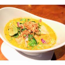 Thai Kitchen Yellow Curry Rice Violet Thai Kitchen Vegetarian Bistro Home Facebook