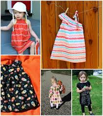 25 free baby dress tutorials patterns
