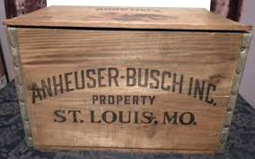 vintage wooden beer crate front crates singapore