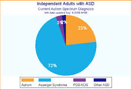 First Look Data On Adults On The Autism Spectrum