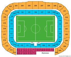 Red Bull Arena Seating Chart 38 Actual Bulls Seats View