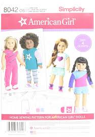 American Girl Doll Sewing Patterns