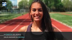 Dalia Kaddari da record: 23.85 nei 200m indoor