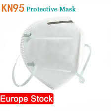 <b>10PCS KN95 N95</b> Face Mask Disposable Breathable Protective ...