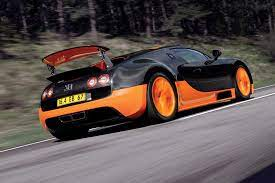 The veyron's previous record of 253mph was broken in 2007 by the american ssc ultimate aero which reached. Bugatti Veyron Super Sport Is Once Again The World S Fastest Production Car