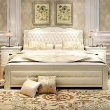double bed designs in wood. Double Bed With New Fashion Design Solid Wood From Designs 2017 . In