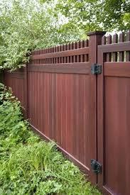 vinyl fence styles. Delighful Vinyl Vinyl Fence Styles Omgminimal Com Regarding Decor 7 To W