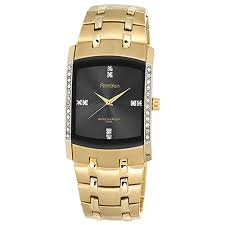 armitron men s dress analog watch 20 4541bkgp gold black armitron men s dress analog watch 20 4541bkgp gold black