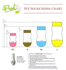 Posch Pet Socks For Small And Medium Breed Dogs Anti Slip