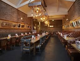 interior industrial lighting fixtures. Industrial Chic Restaurant Design On Interior Lighting Fixtures L