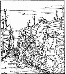 Soldiers Coloring Pages Free Throughout Soldier Babbleeditioninfo