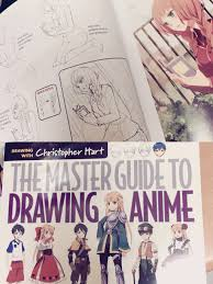 the master guide to drawing anime by inma