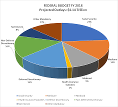 Pie Chart Of Usa S Discretionary Spending Time To Think