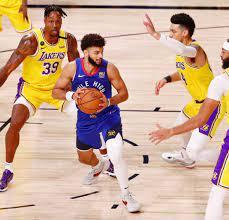 Nuggets Vs Lakers 2020 Regular Season